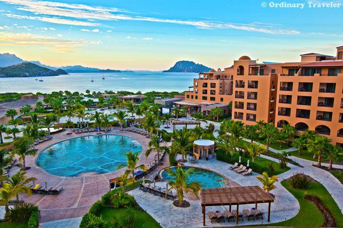 Villa Del Palmar Hotel Loreto Mexico