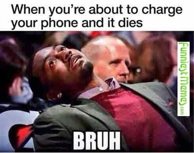 Funny Black Guy On Phone Meme : Funniest memes [when you're about to charge your phone ] check