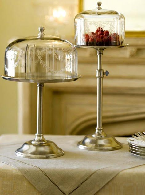 Adjustable height cake stands- genius! : adjustable plate stands - pezcame.com