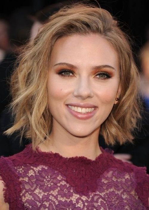 Top 50 Hairstyles For Heart Shaped Faces Short Wavy Hair Wavy Bob Hairstyles Chin Length Hair