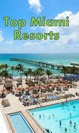 Miami Beach Hotels Resorts