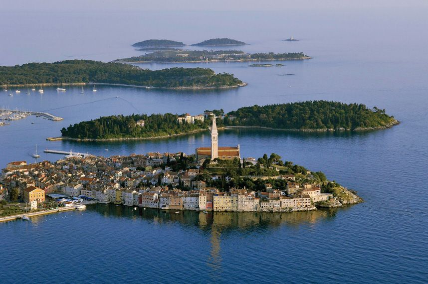 Rovinj Croatia Croazia Viaggi Turismo