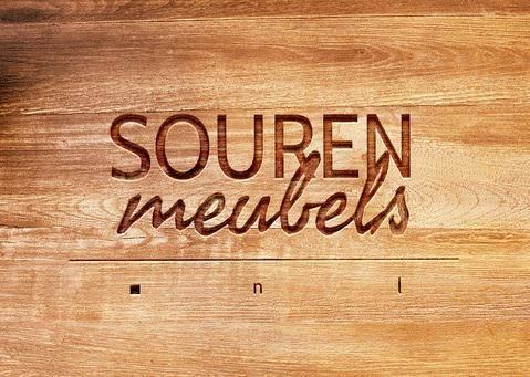 Souren Meubels Wood Logo