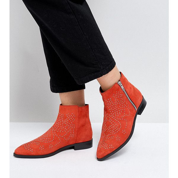 with credit card cheap online outlet order online AUTO PILOT Suede Studded Ankle Boots hvdfxJ