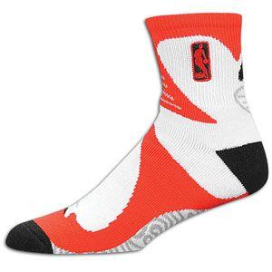 cfd2bb9bb8d0e9 For Bare Feet NBA Highlighter Sock - Men's | SOCKS....Yeah, I Said ...