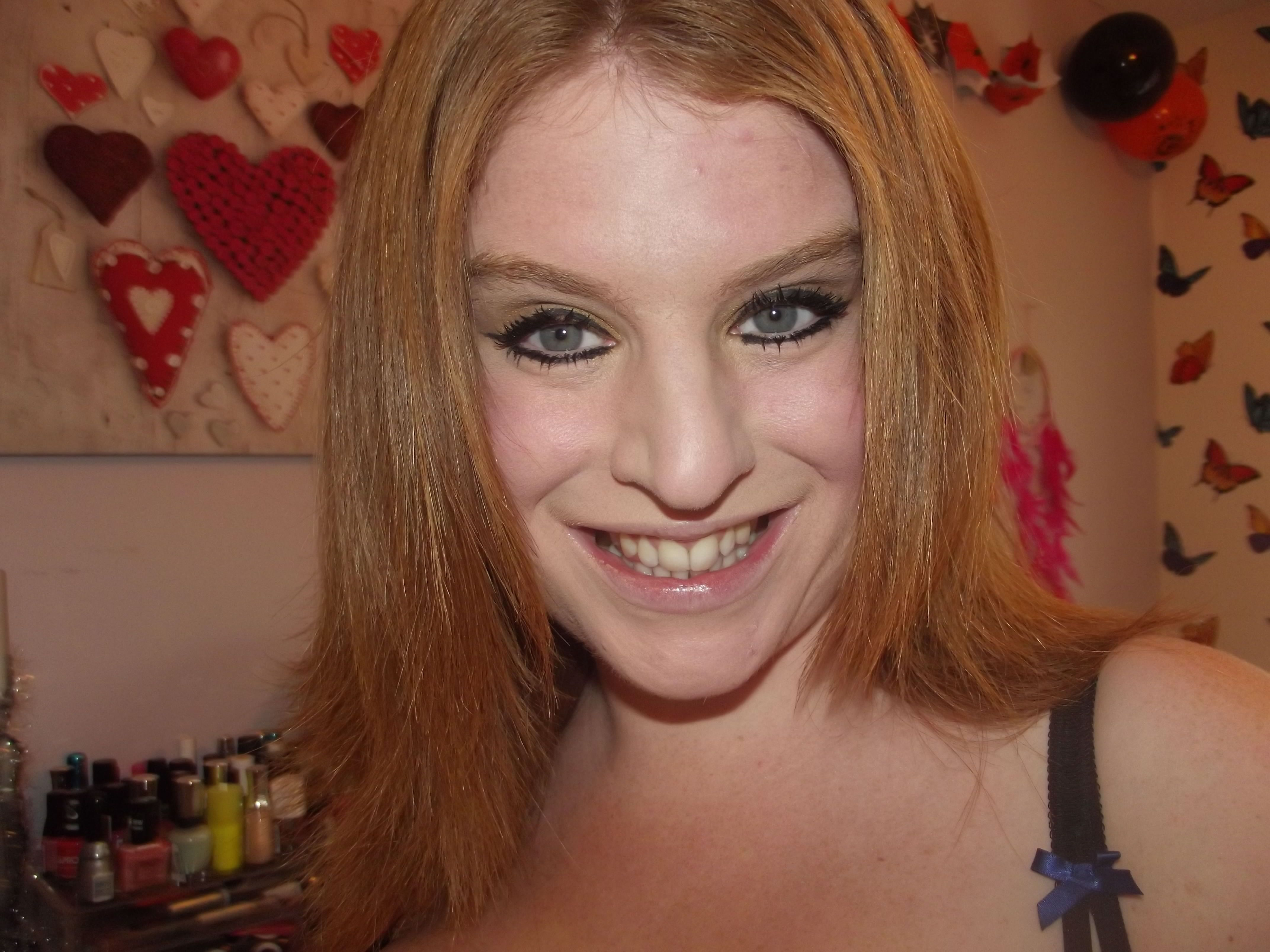 Me and my red hair natural red hair the best colour and rarest