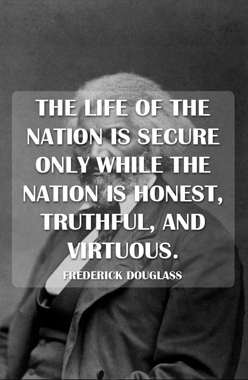 Patriotic Quote Frederick Douglass 60th Of July Patriotic Quotes Interesting Narrative Of The Life Of Frederick Douglass Quotes