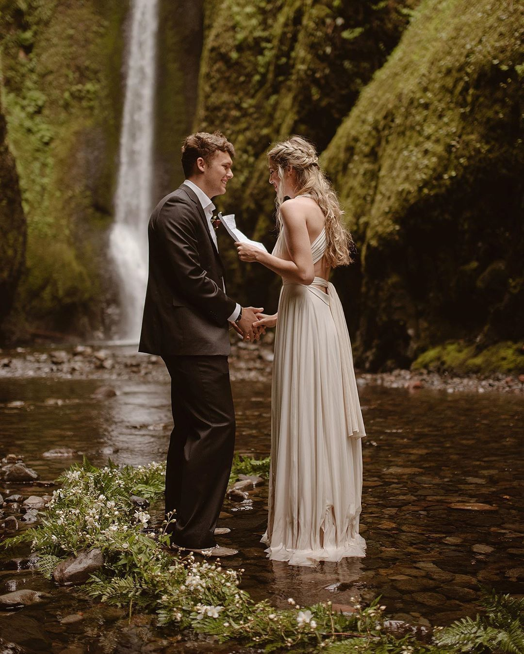 Elopement Photographers On Instagram You Don T Have To Get Married In Colorado To Have A Just Us Weddi In 2020 Elopement Photographer Getting Married Kauai Wedding