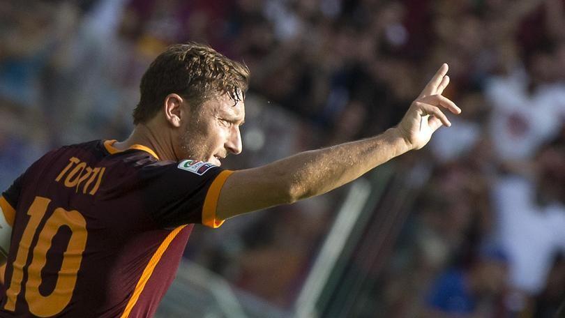 Totti og De Rossi er fortsat skadet!