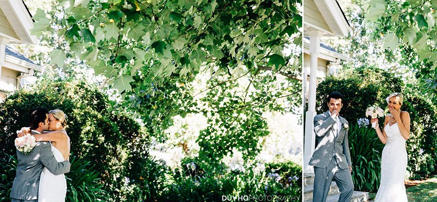 Vine Hill House Wedding by Duy Ho Photography