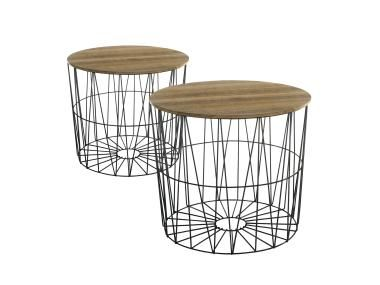 Livarno Living Set Of Wire Tables My Home Needs This