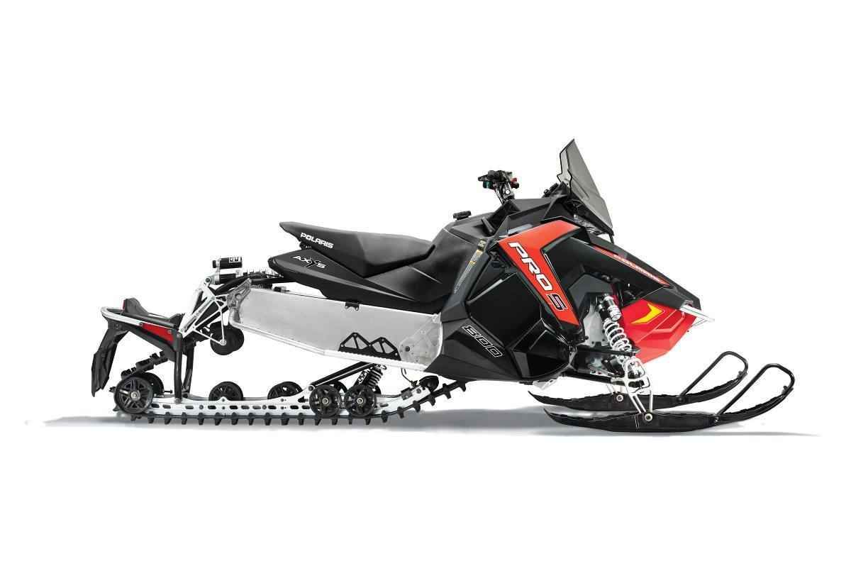 New 2016 Polaris 800 Switchback ProS Snowmobile For Sale