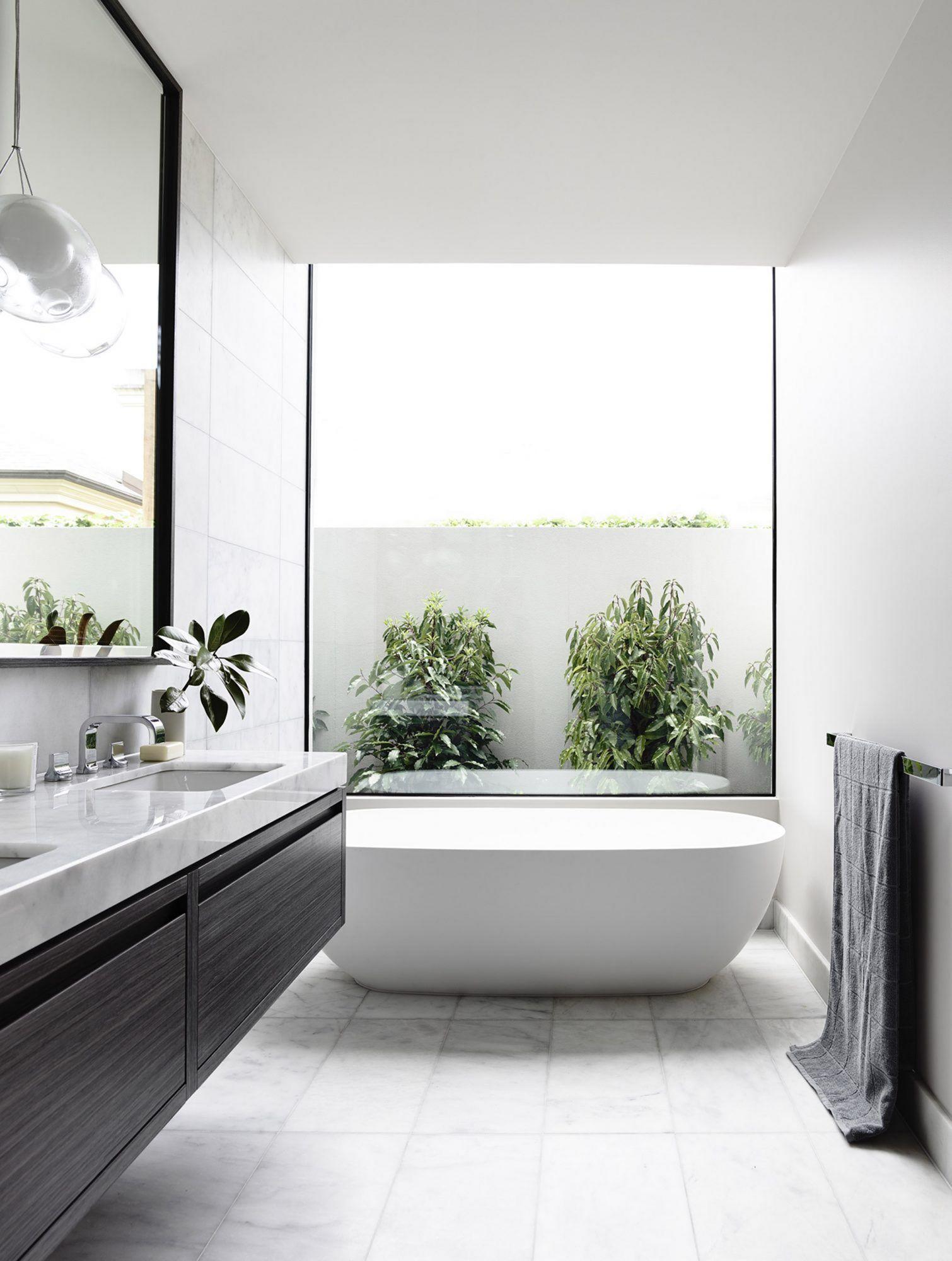 Amazing 39 Modern Bathroom Design Trends For Your Dream House Http Gurudecor Com Modern Contemporary Bathrooms Bathroom Design Trends Contemporary Bathrooms