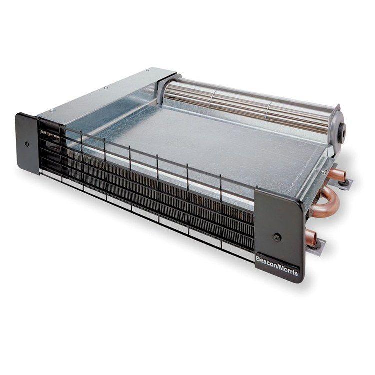 Twin Flo Iii Hydronic Kickspace Heater Residential Heating