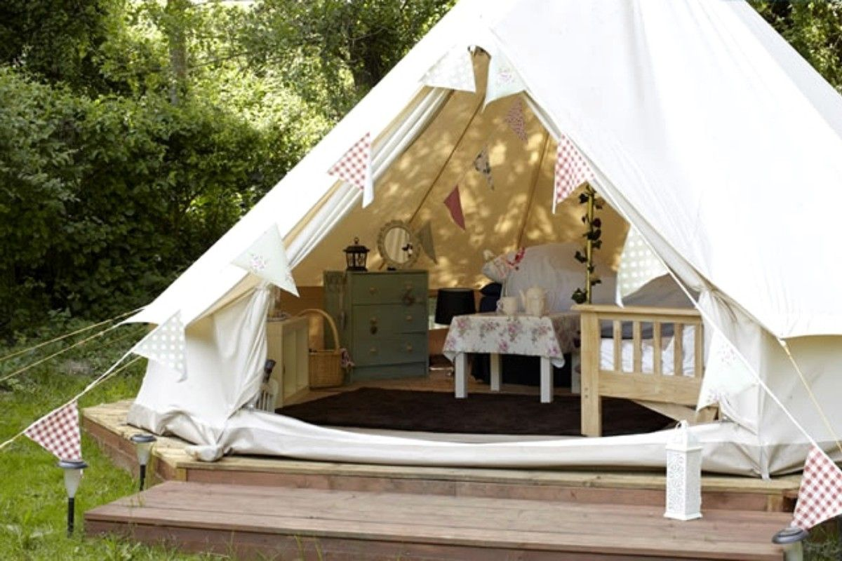 GLAMPING - Seaside Getaways on Isle of Wight & GLAMPING - Seaside Getaways on Isle of Wight | travel - places ...