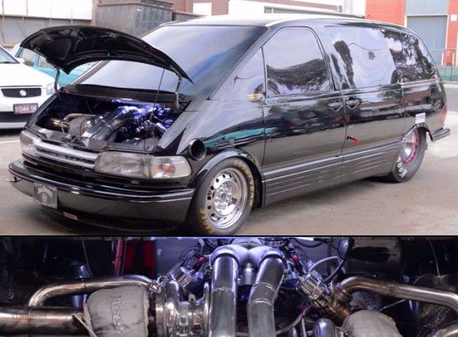 Delightful Bert Willemson Toyota Minivan LSX CP Pistons, Oliver Rods, A Hydraulic  Roller Cam,