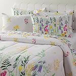 Enxoval Cama Queen Sidney 7 Peças - Casa & Conforto