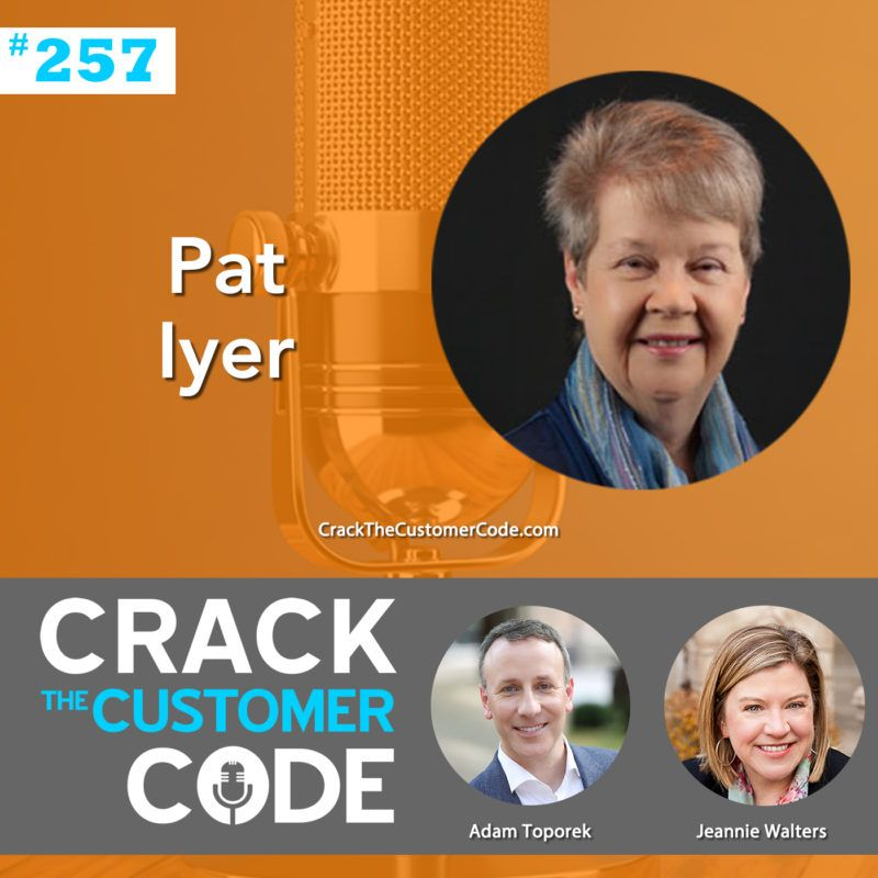 257: Pat Iyer, Legal Nurse Podcast Http