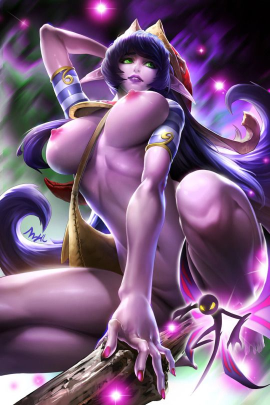 league of legends anime porn