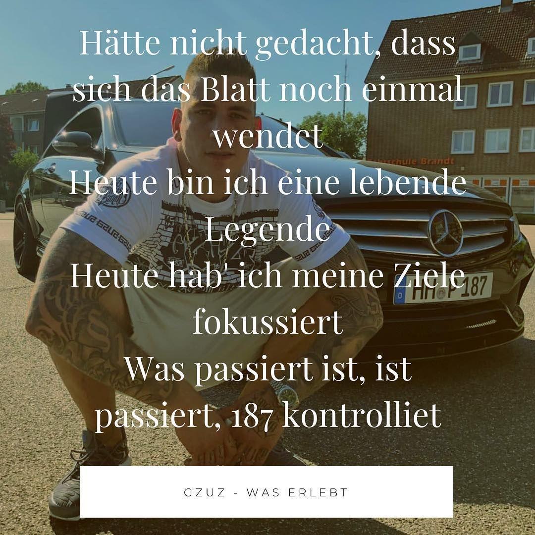 Gzuz187 Official Gzuz 187strassenbande 187 Zitate Lyrics 187 Zitate 187 Strassenbande Zitate Rapper Zitate
