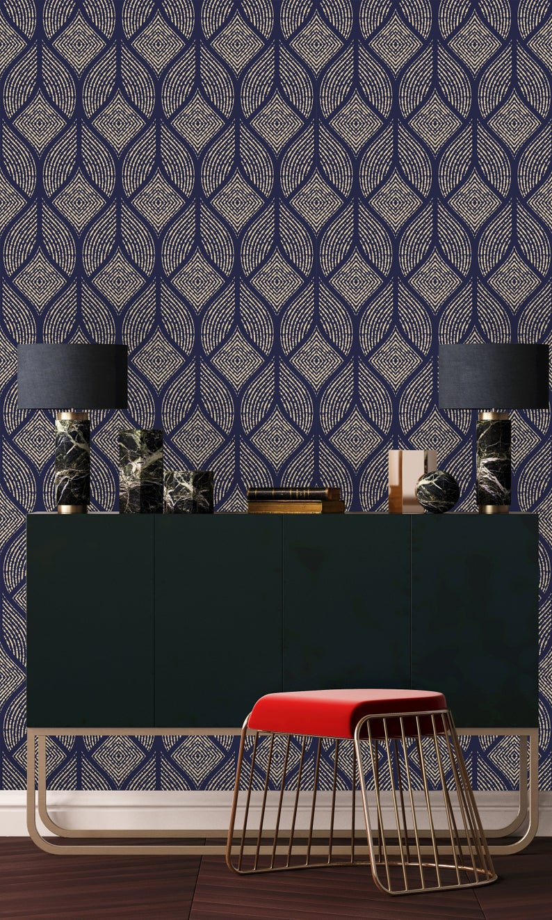 Removable Wallpaper Peel And Stick Wallpaper Self Adhesive Etsy In 2020 Wallpaper Living Room Peel And Stick Wallpaper Home