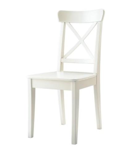 INGOLF Chair White