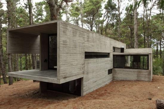 Jd house bak architects arqitektur maisons en b ton maison design et architecture moderne - Maison modulaire beton ...