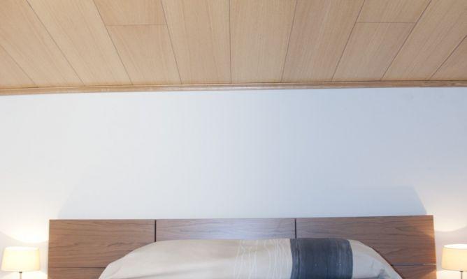 Aislar el techo con paneles decorativos bricomania y - Techos acusticos decorativos ...
