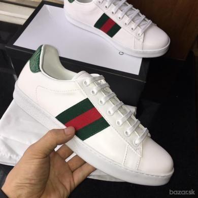 Na predaj štýlové tenisky Gucci Ace Sneakers dámske pánske. Veľkosti od 36  po 45 . 5cabc4f67d3