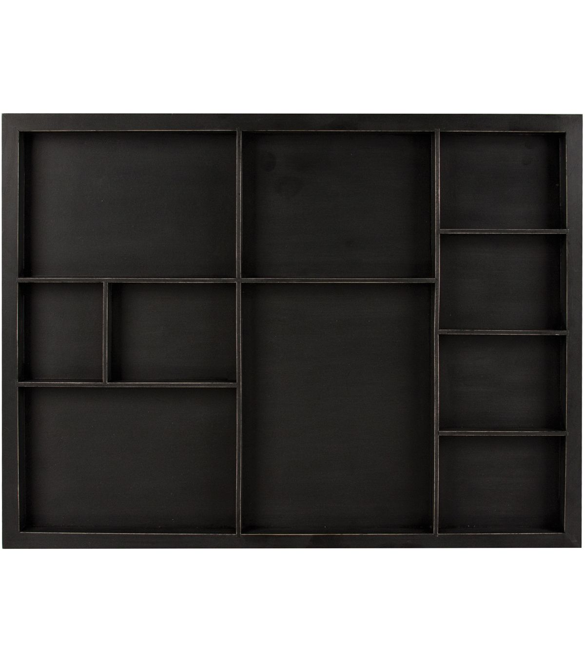 """7 Gypsies Shadowbox Tray 12""""X16""""-Black..... Soooo much potential for this!! Can't wait to get on it!! Just gotta figure out where to start! I know my walls are about to be filled w these..... Haha!"""