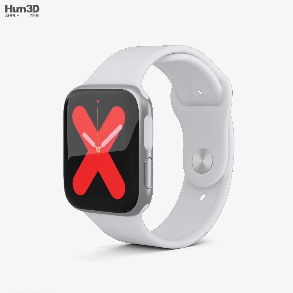 3d Model Of Apple Watch Series 6 44mm Aluminum Gold Apple Watch Series Apple Watch Smart Watch Apple