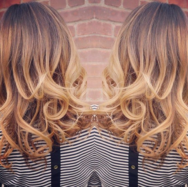 The Best Hair Care Products for Blonde Balayage #organichaircare