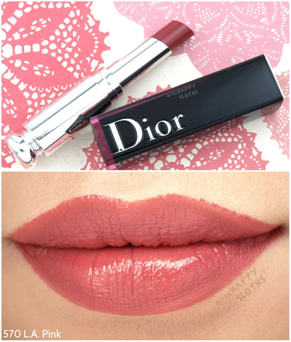 Dior Addict Lacquer Stick: Review and Swatches | Dior addict, Swatch ...
