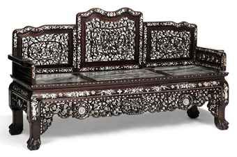 Chinese Carved Furniture