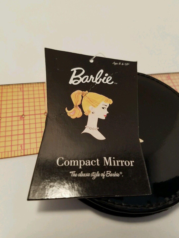 Vintage Barbie Fashion Compact Mirror Mattel In 2019