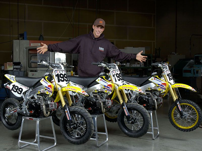 travis pastrana | thread: klx 110 bbr travis pastrana | bada