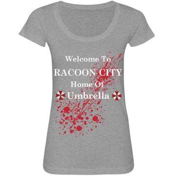 Welcome To Raccoon City Tee