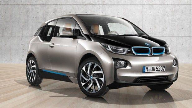 C A R Bmw Smart Car I3