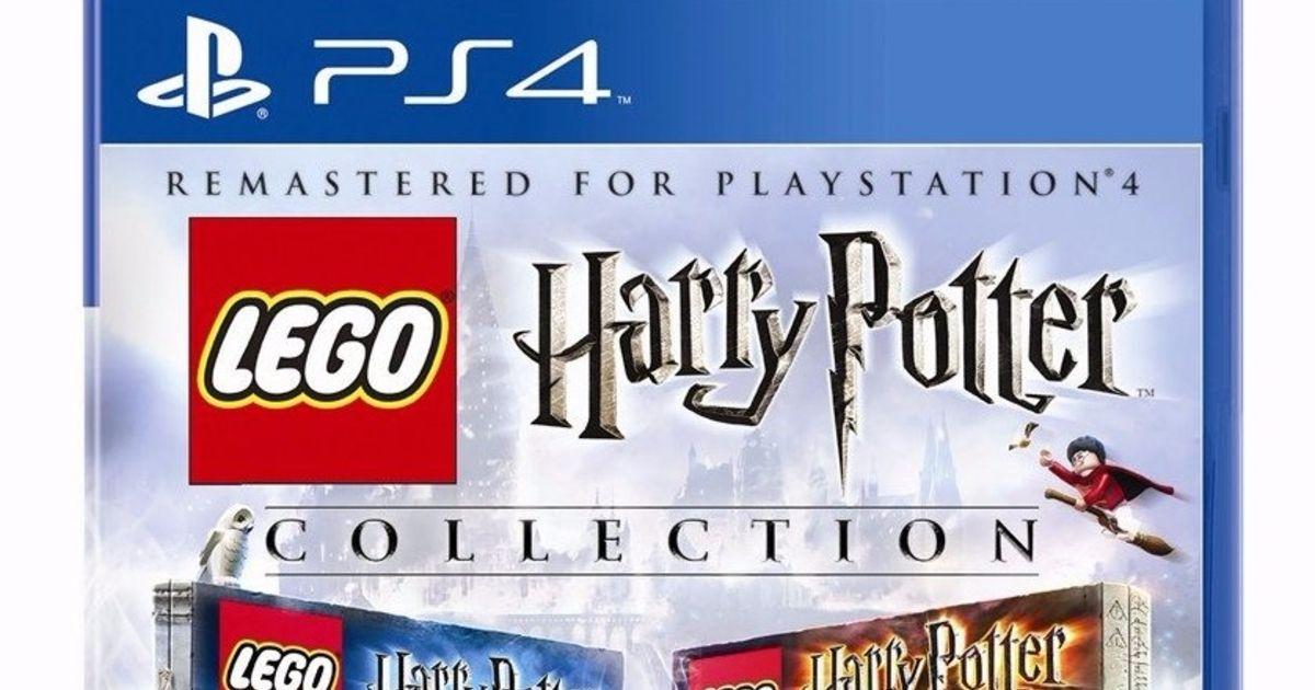 Lego Harry Potter gets PlayStation 4 remaster