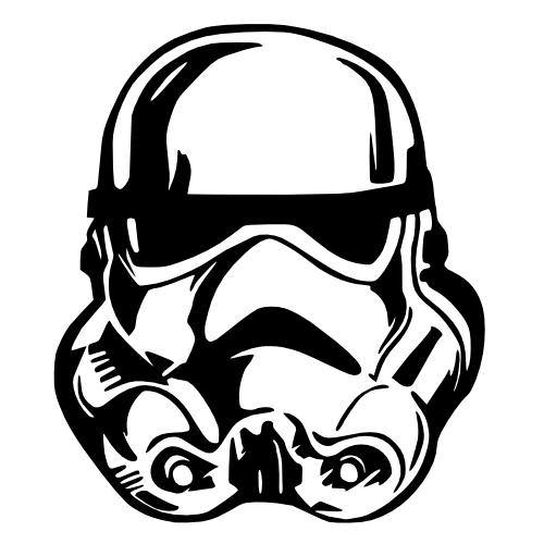 Droids Star Wars Stickers Star Wars Imperial Walker Star Wars Silhouette