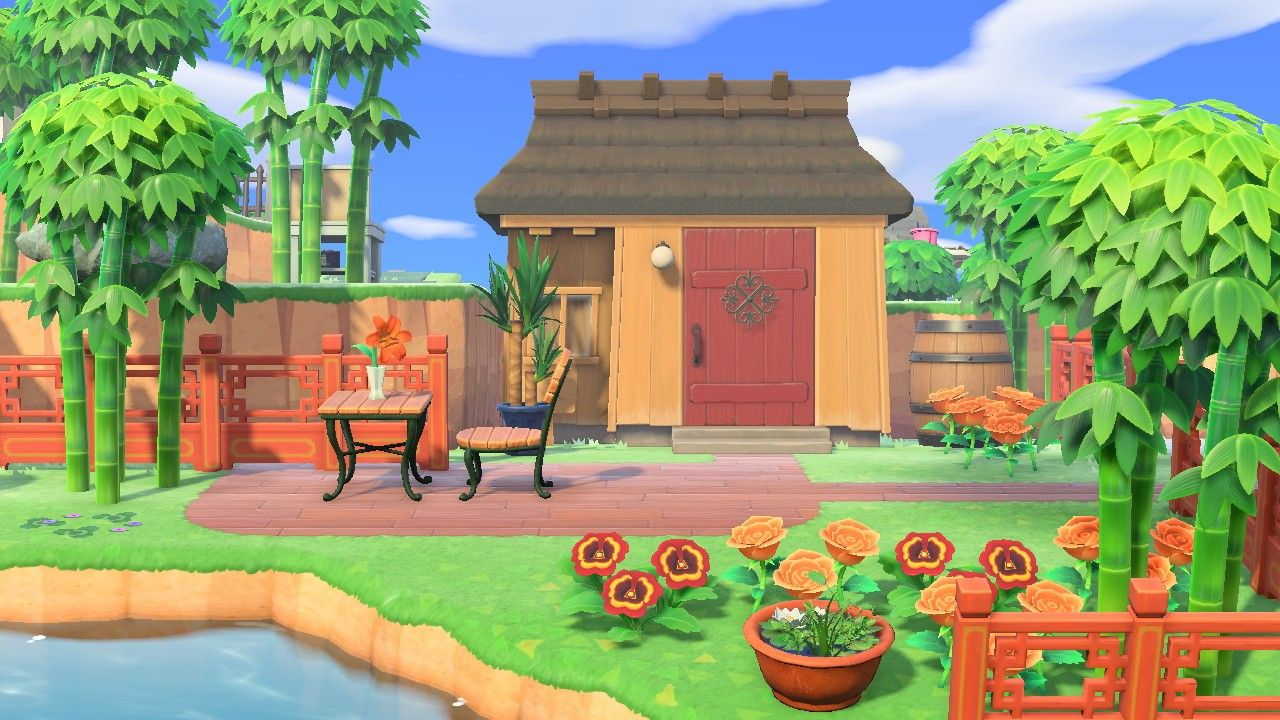 Acnh Zucker S House In 2020 Animal Crossing New Animal Crossing Animal Crossing Villagers