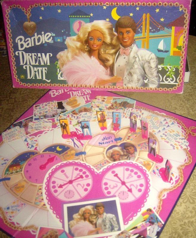 barbie online dating games