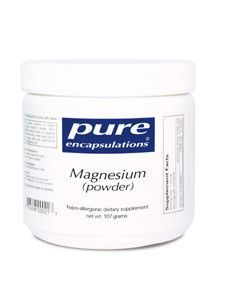 Pure Encapsulations- Magnesium (powder) 107 g
