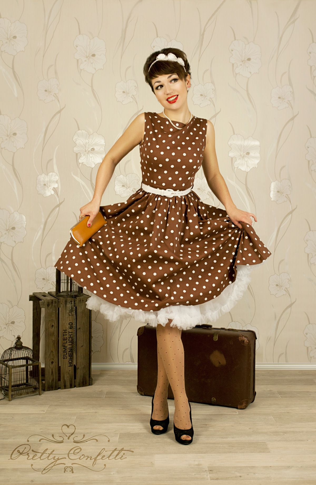 shop of the day is: pretty confetti ▷ http://pinup-fashion