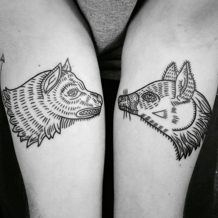 new style 8dc32 33594 Caitlin Thomas lucidlines tattoo - the vandallist (10)