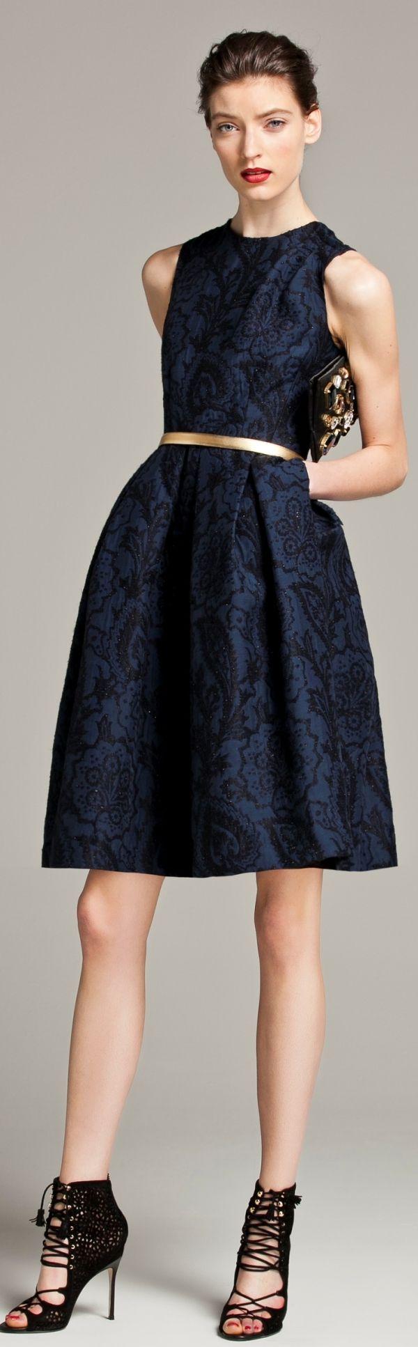Vestidos cortos con tablones