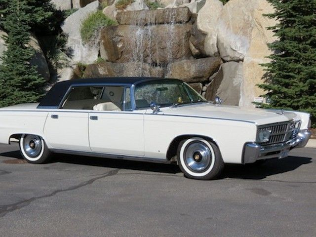 Luxury Muscle 1965 Chrysler Imperial Crown With A 413ci Wedge
