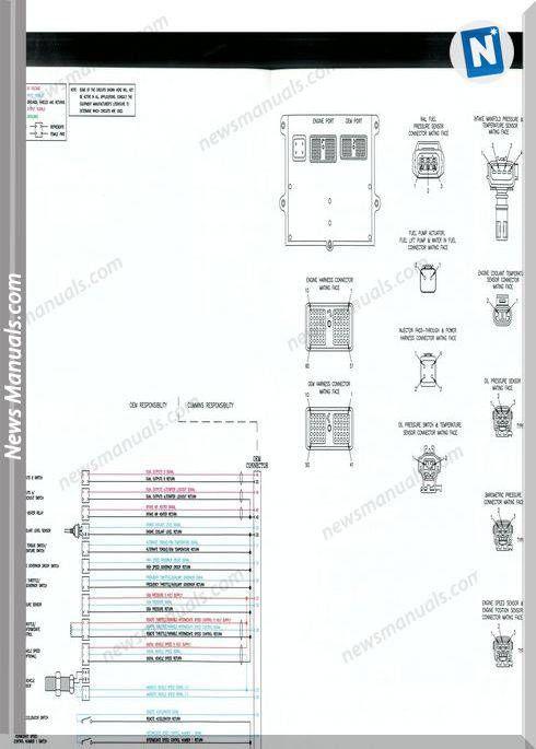 Cummin Qsb4 5 6 7 Qsc8 3 Qsl9 Cm850 Wiring Diagram