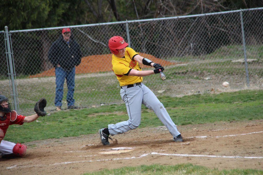 Yreka High School Baseball Gold Nugget Jamboree Begins Today At Hibbard Field High School Baseball Yreka Gold Nugget