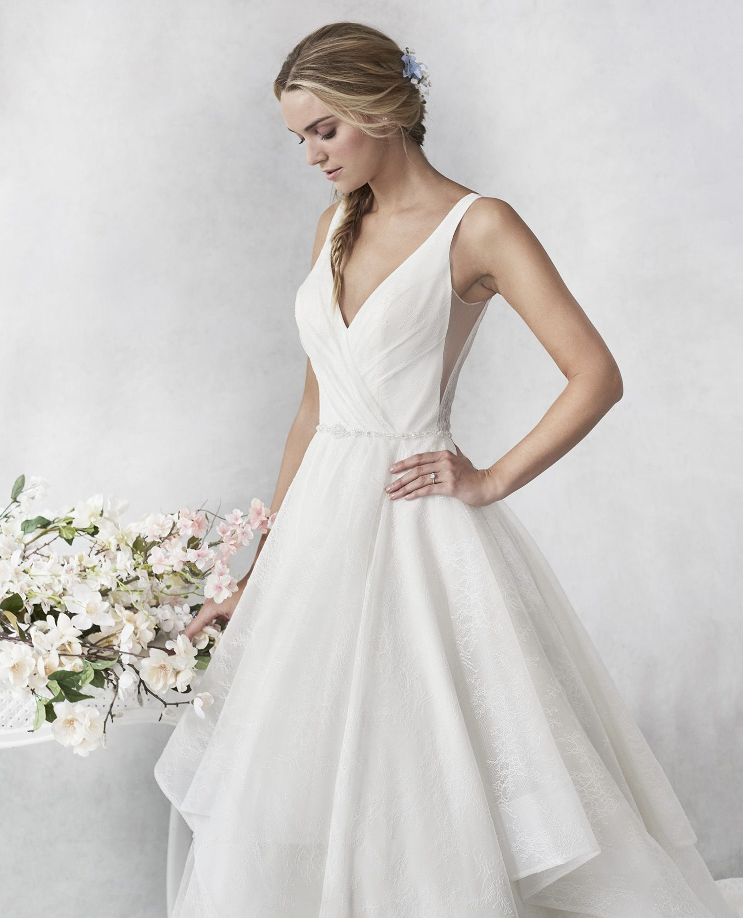 Diana BE470Ella Rose by Winston Bridal Collection